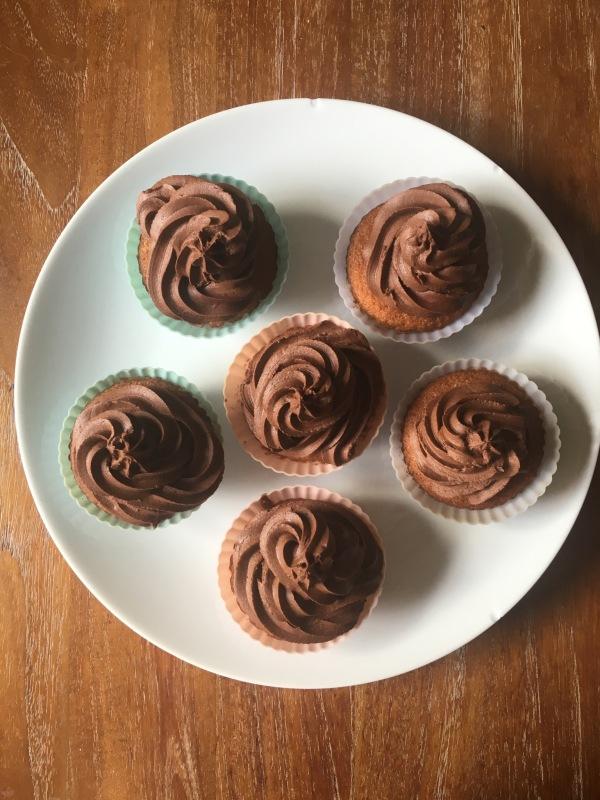 Vegan Gluten Free Fairy Cakes Arabella Cooks